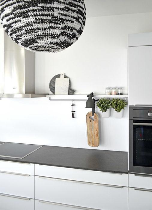 Küche Deko homify Minimalistische Küchen