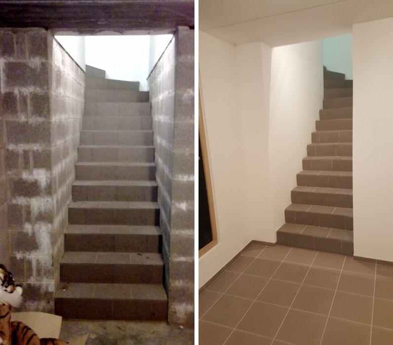 Cellar renovation Neil Brown - Handyman & Renovations