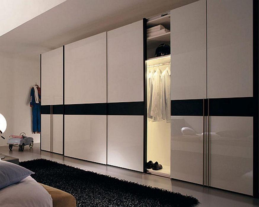 ARMARIOS EMPOTRADOS MUEBLES RABANAL SL Dormitorios de estilo escandinavo