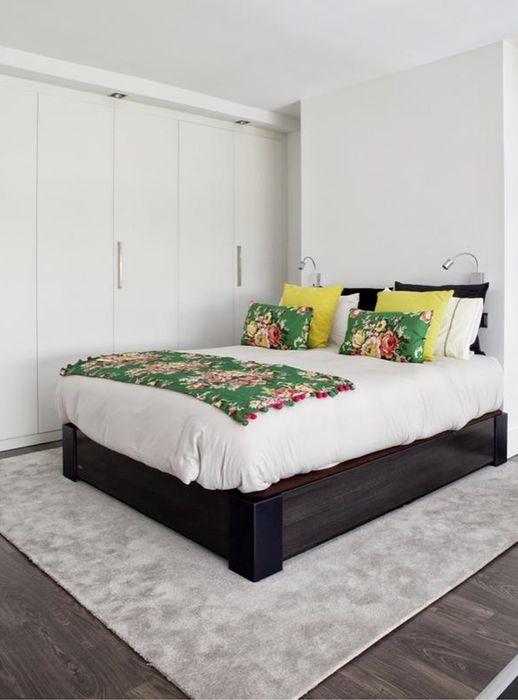Loft para single Disak Studio Dormitorios de estilo ecléctico