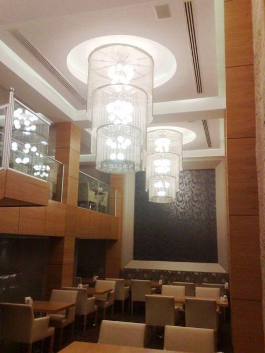 D&B RESTAURANT CAFE BAR - MAĞUSA TARKAN OKTAY MİMARLIK Yeme & İçme