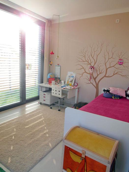 Musterhaus freelance smartshack Minimalistische Kinderzimmer