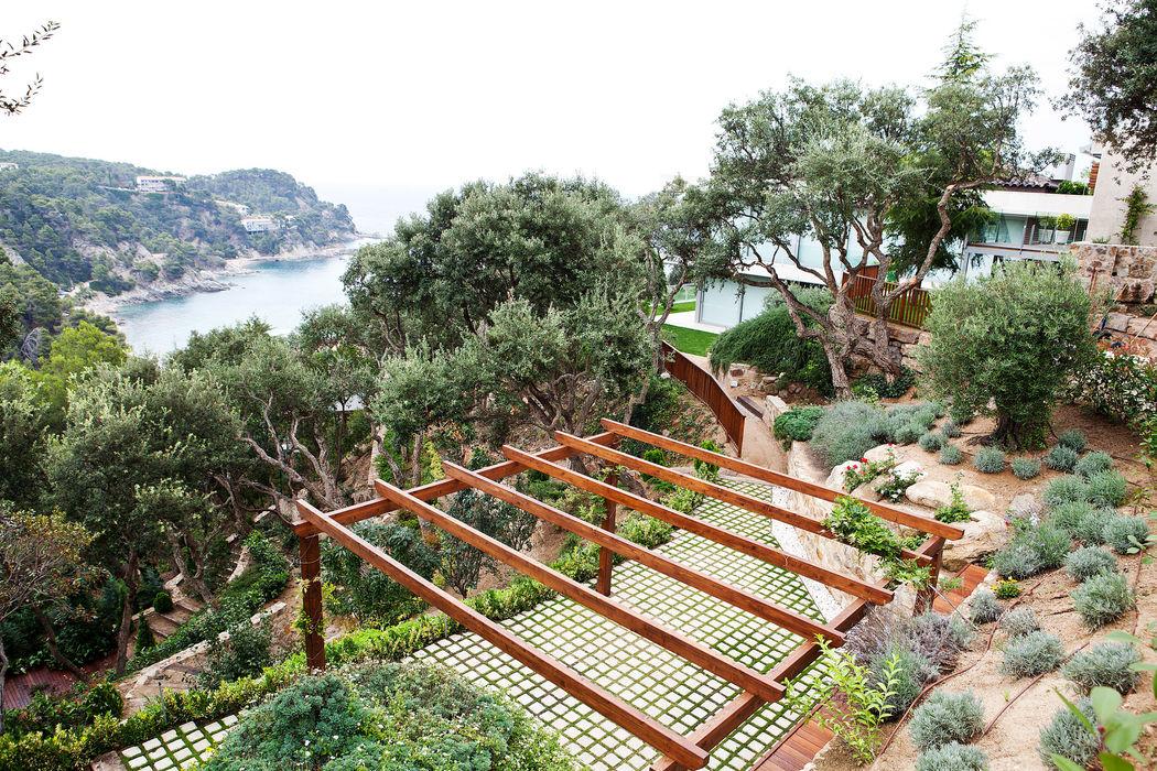 Jardín Costa Brava 1 JARDÍ PEDRA I ARIDS S.L. Jardines de estilo mediterráneo