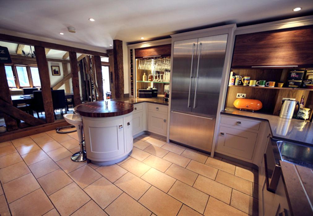 Sensational storage solutions Jane Cheel Furniture ltd Dapur Modern