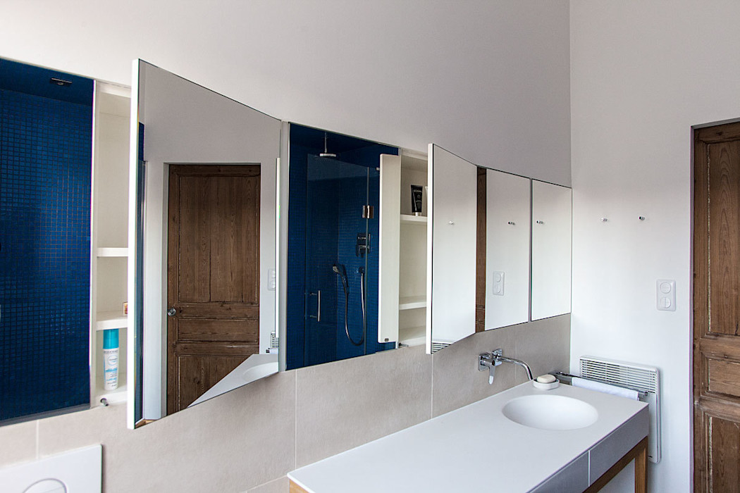 Charlotte Raynaud Studio Ванна кімнатаЗберігання
