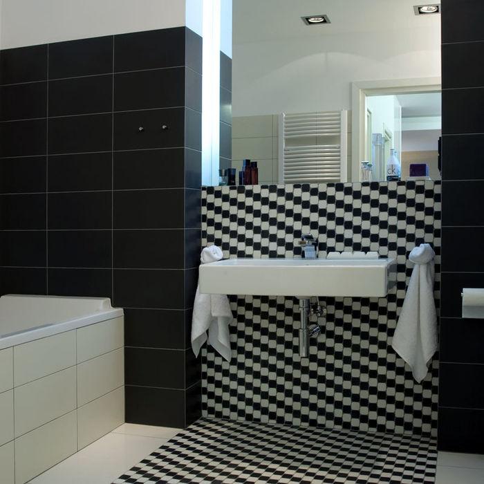 Designlab Minimalist style bathroom