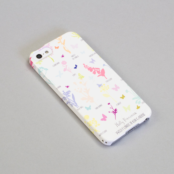 Wildflowers - Phone Case Holly Francesca Study/officeAccessories & decoration