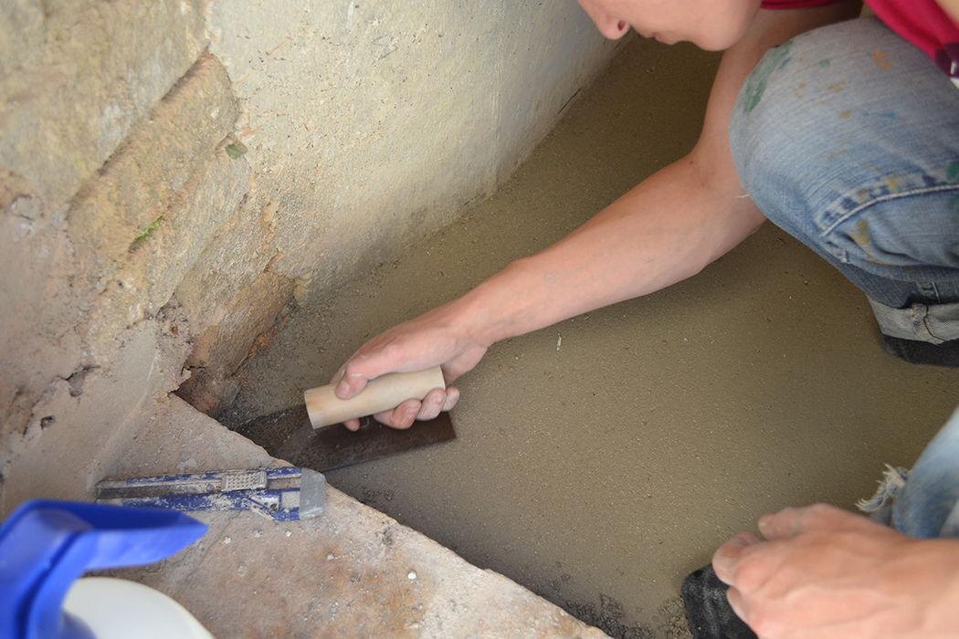Pavimento in terra arch.Officina Pareti & PavimentiRivestimenti pareti & Pavimenti