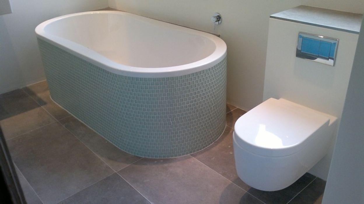 Gastenbadkamer Groningen 2 Badexclusief Moderne badkamers