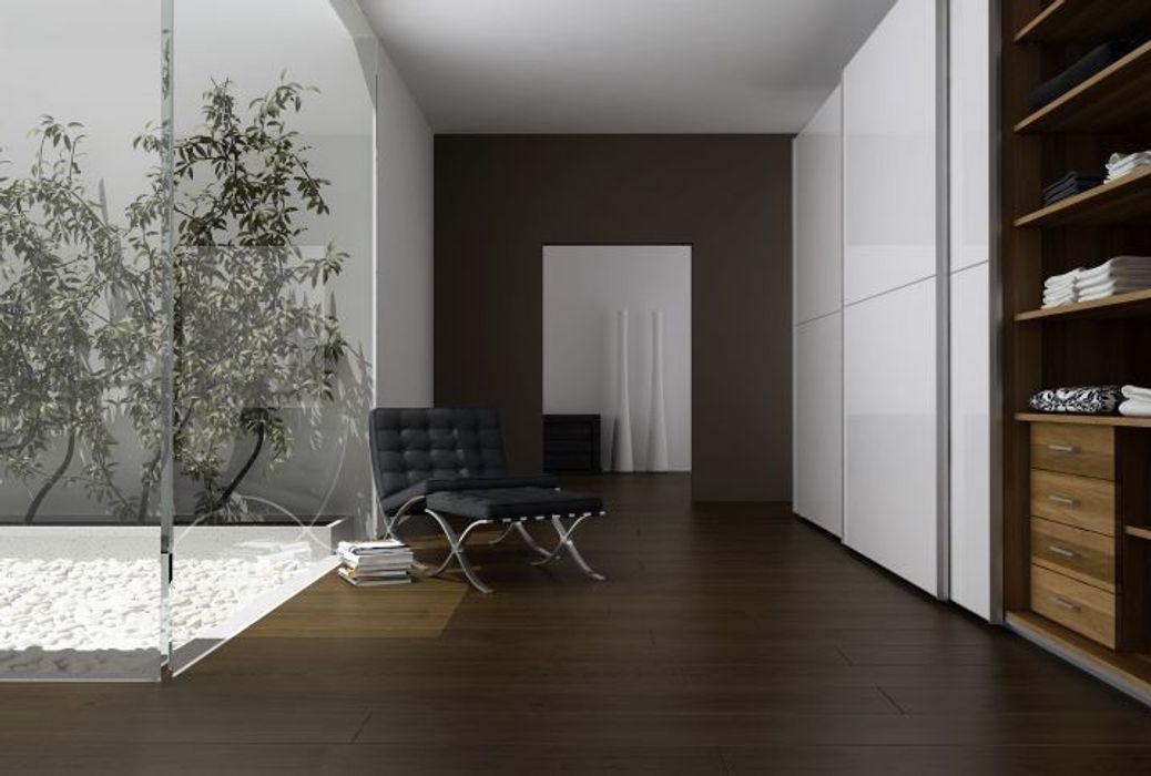 Armario con puertas correderas Logos Kallmar DormitoriosArmarios y cómodas