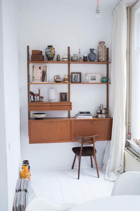 interieur- en kleuradvies studio zipp Scandinavische woonkamers