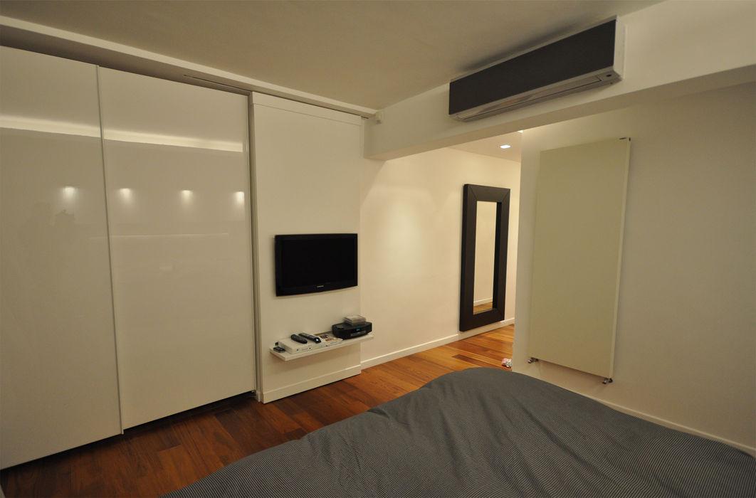 Il comfort Improver Studio Camera da letto moderna