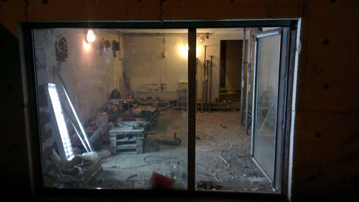 Kuchnia w garażu - Jaworzno - krok 3 Bednarski - Usługi Ogólnobudowlane
