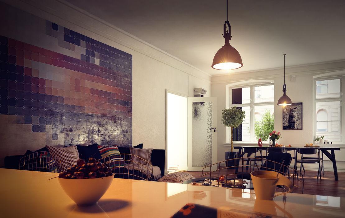 HAPPY LIVING ROOM BA DESIGN Oturma OdasıAksesuarlar & Dekorasyon