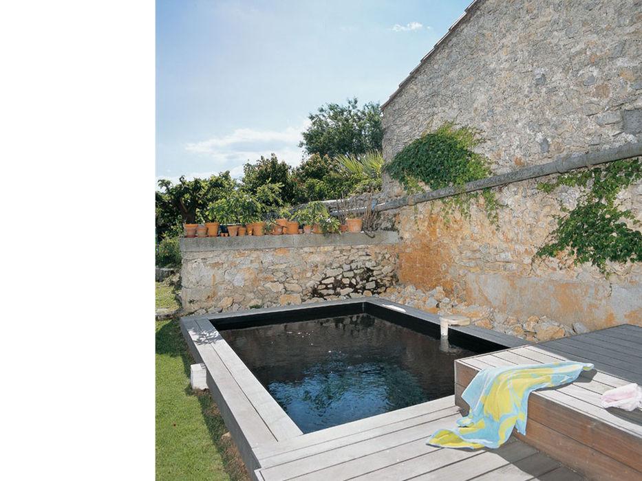 La piscine atelier julien blanchard architecte dplg Piscine moderne