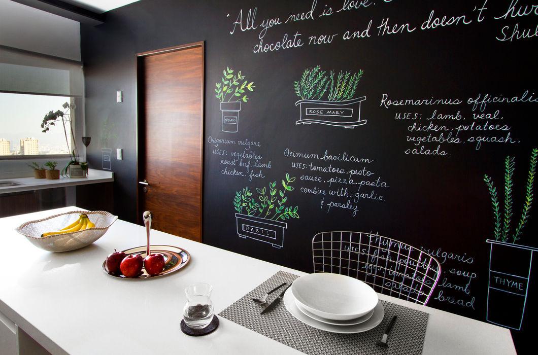 Departamento DG Concepto Taller de Arquitectura Cocinas modernas