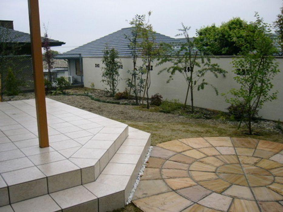 アーテック・にしかわ/アーテック一級建築士事務所 Сад