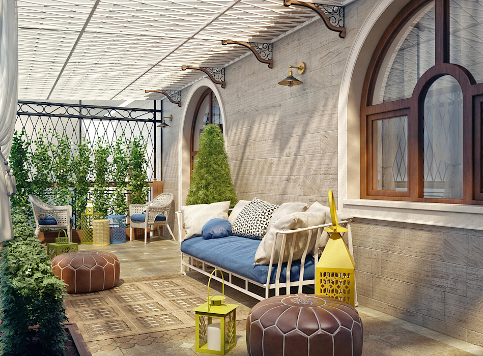 Sweet Home Design 露臺