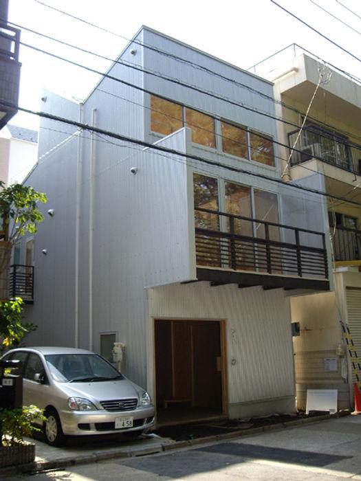 植物園と向き合う家 H2O設計室 ( H2O Architectural design office ) モダンな 家