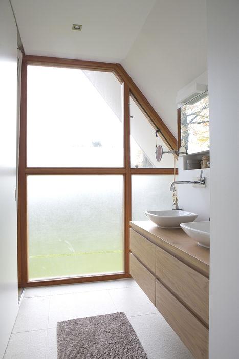 badkamer Boks architectuur Moderne badkamers