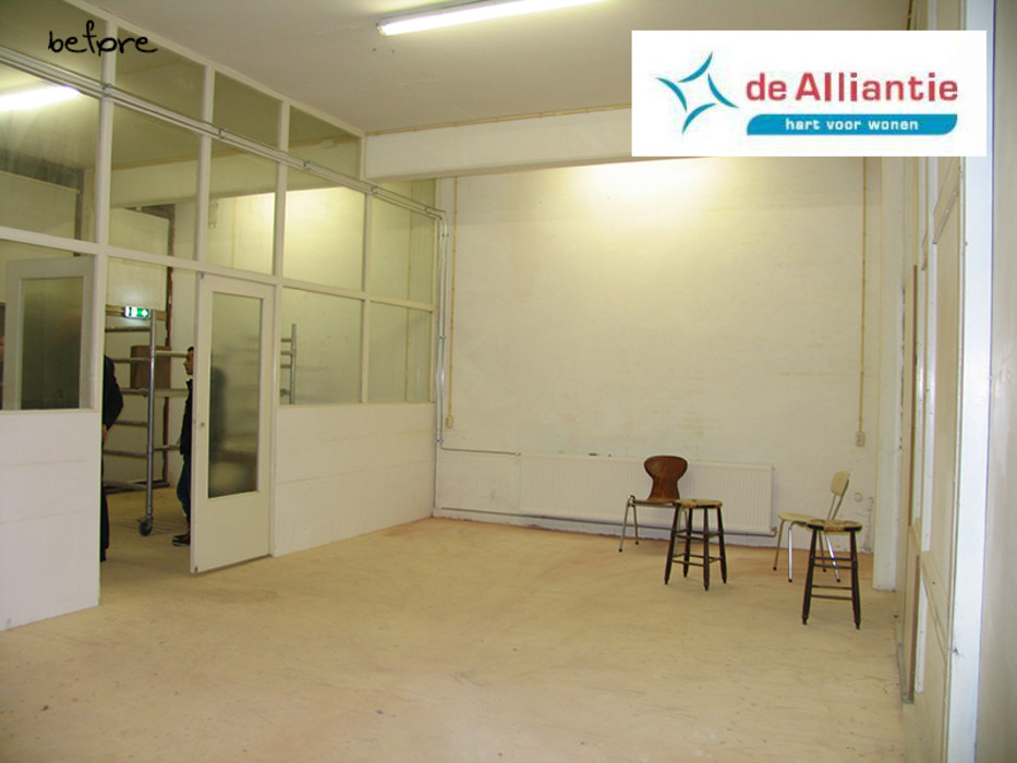 Aileen Martinia interior design - Amsterdam Offices & stores