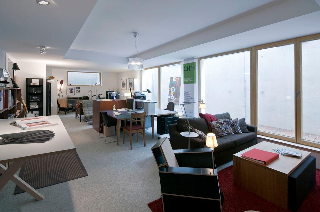 w. raum Architektur + Innenarchitektur Study/office