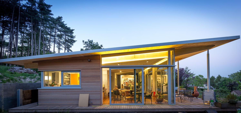 Fonds Gouvart OPEN ARCHITECTES Maisons modernes