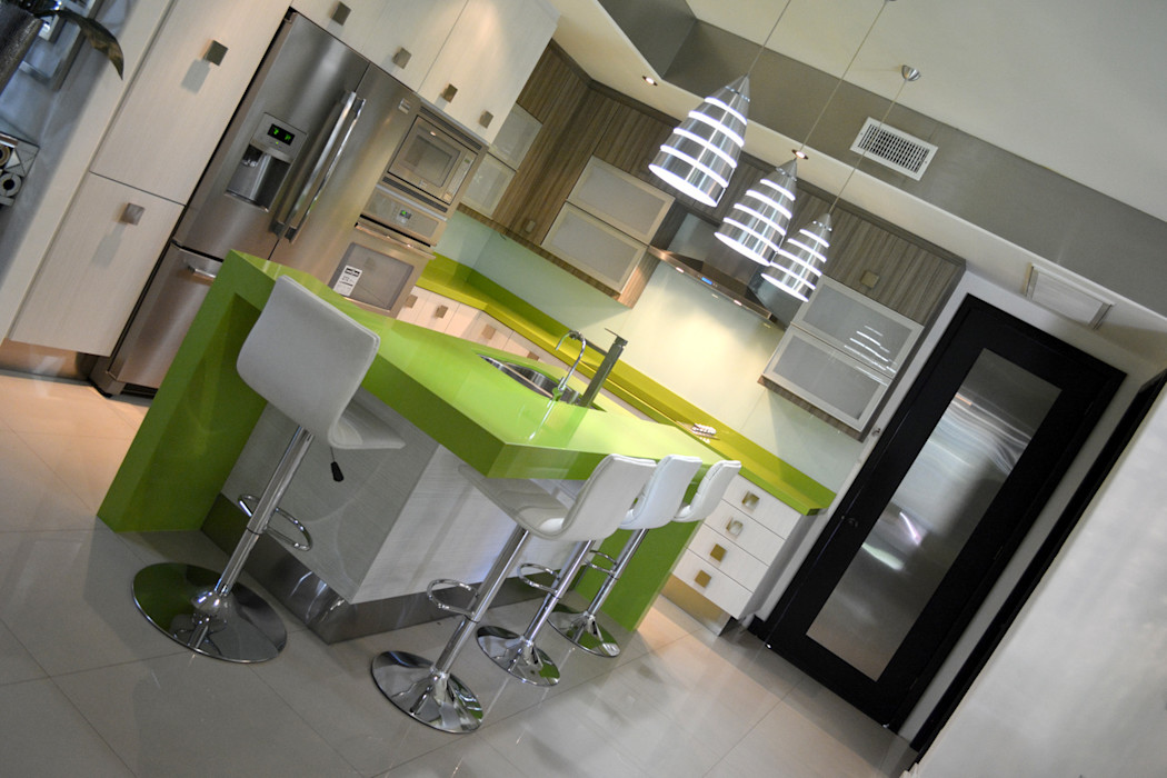 Cocina San Pedro Toren Cocinas Cocinas minimalistas
