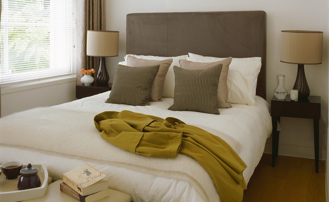 Guest Bedroom Space Alchemy Ltd Modern style bedroom