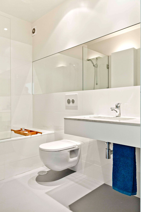 DEPOIS - Casa de Banho Germano de Castro Pinheiro, Lda Casas de banho modernas