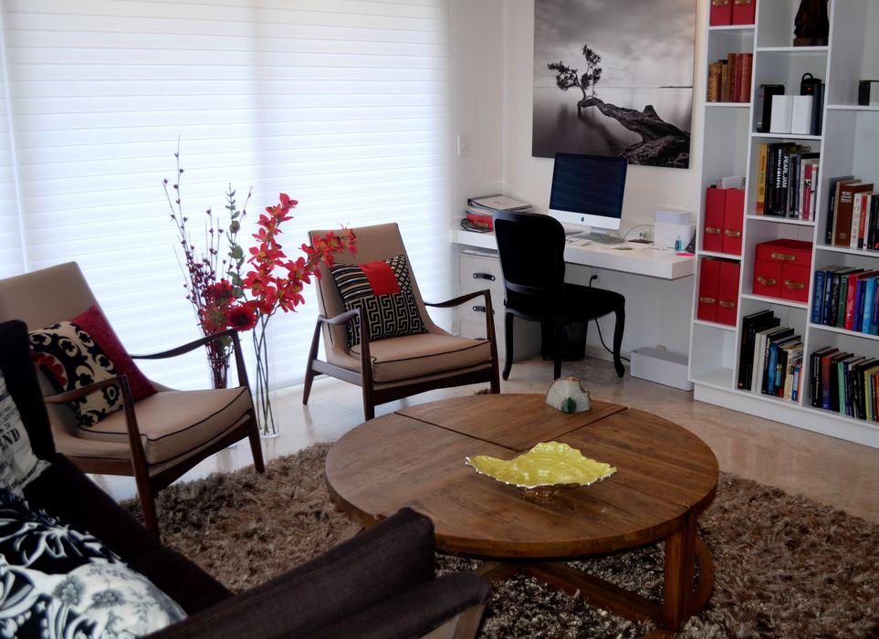 Sala Departamento Oriana Sandra Molina SalasAccesorios y decoración