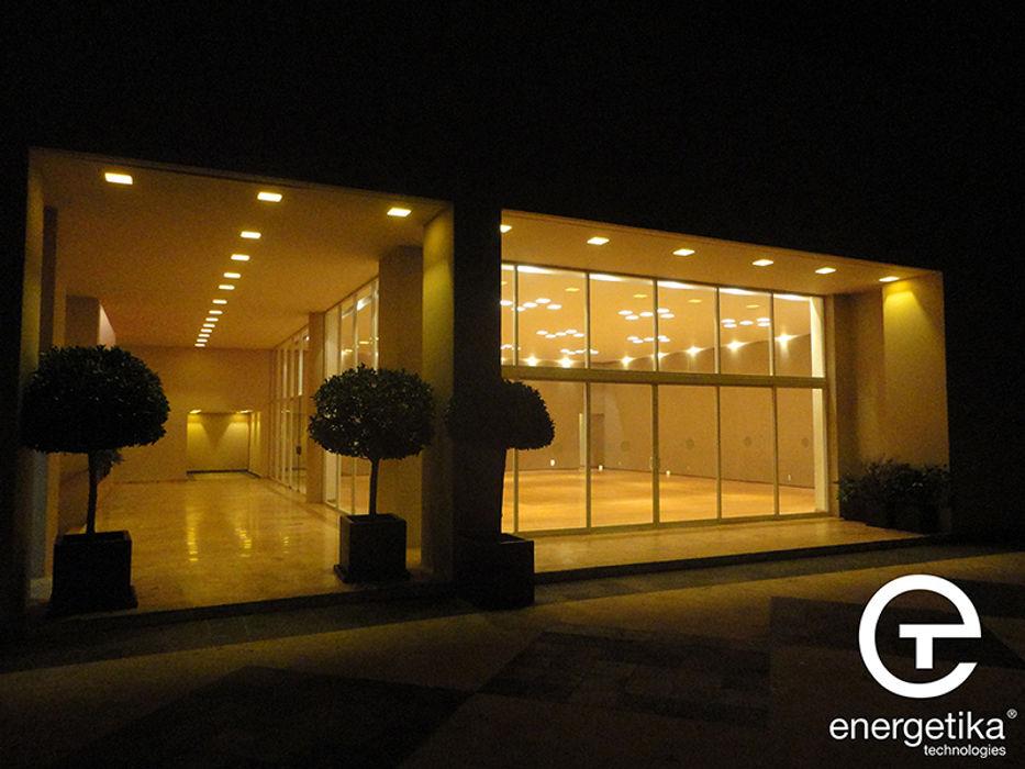 Iluminación Energetika Technologies Casas modernas
