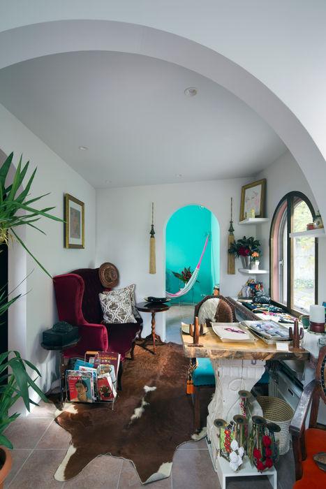 アトリエ 株式会社 藤本高志建築設計事務所 オリジナルな 壁&床 ガラス 白色