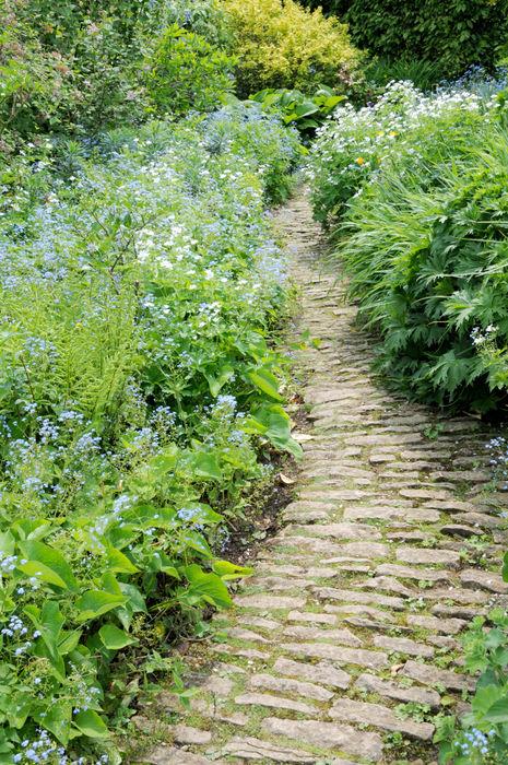 Pavimentazione Rustica Anna Paghera s.r.l. - Green Design Giardino in stile mediterraneo