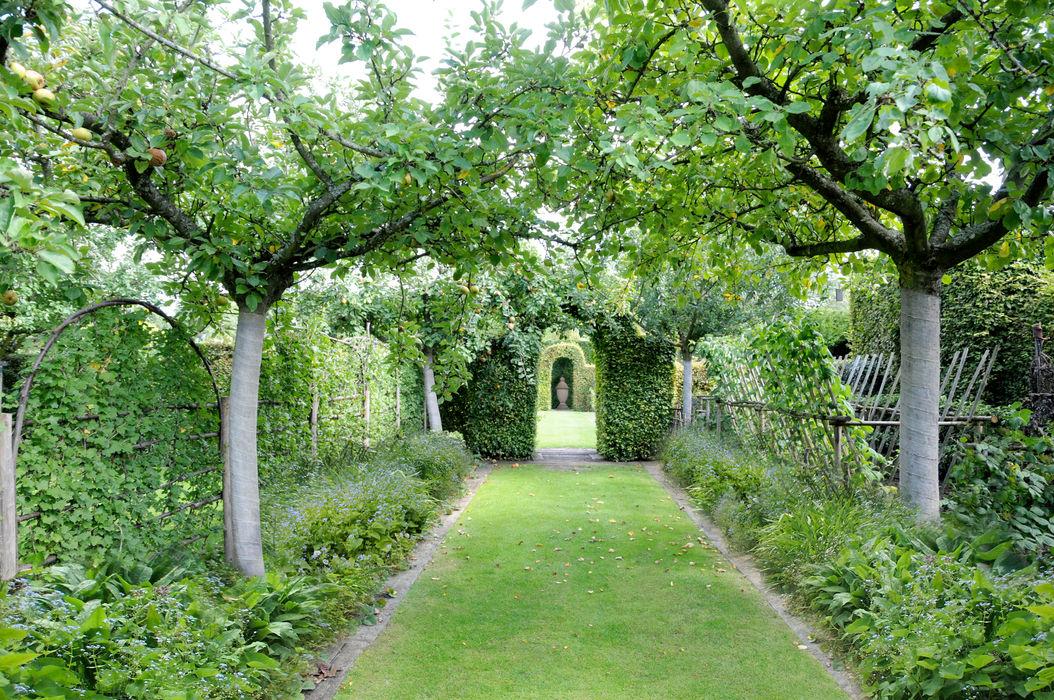Stanza dei frutti Anna Paghera s.r.l. - Green Design Giardino in stile mediterraneo