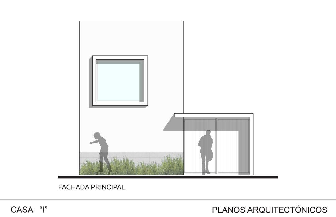 Casa I ODRACIR Casas minimalistas