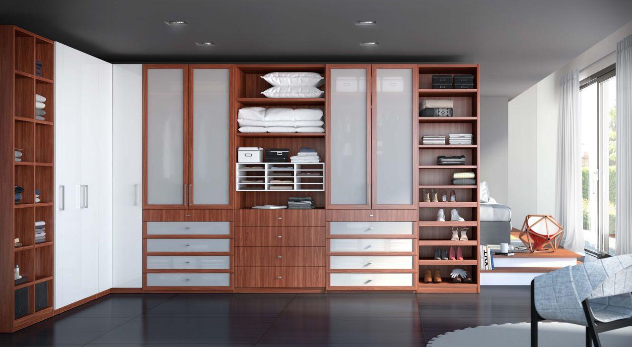 Interioriza Vestidores y closetsAlmacenamiento