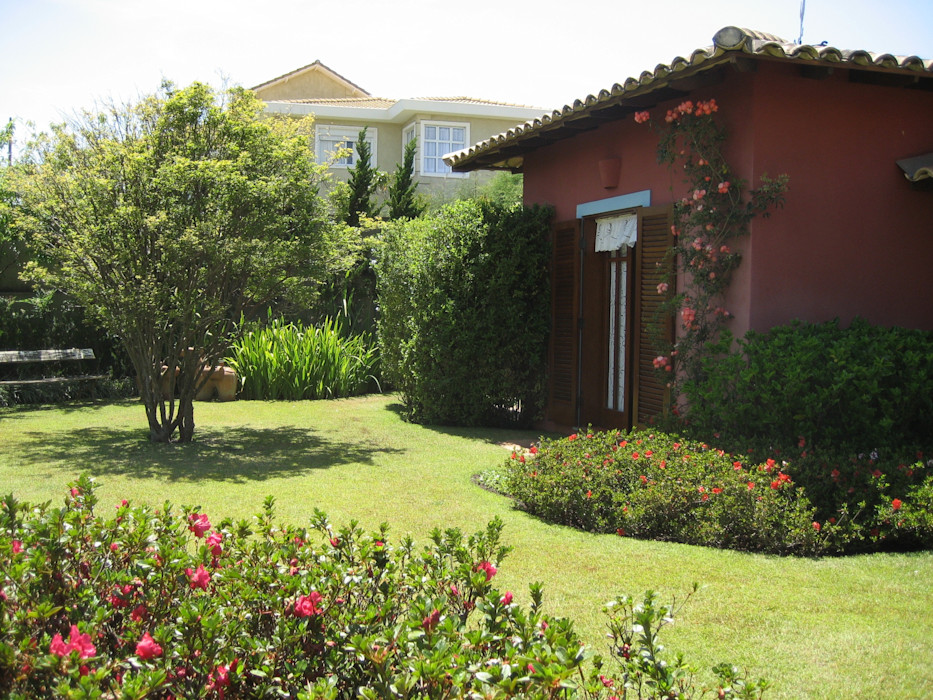 Junia Lobo Paisagismo Kırsal Bahçe