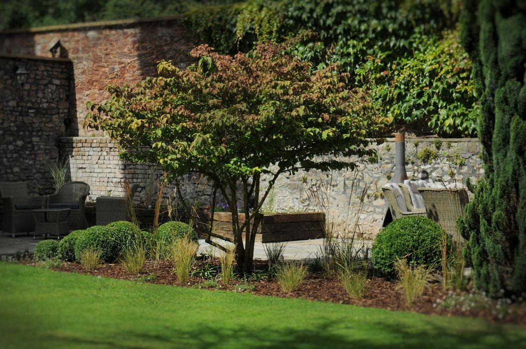Stylowy a zarazem nowoczesny Green Point Garden Design