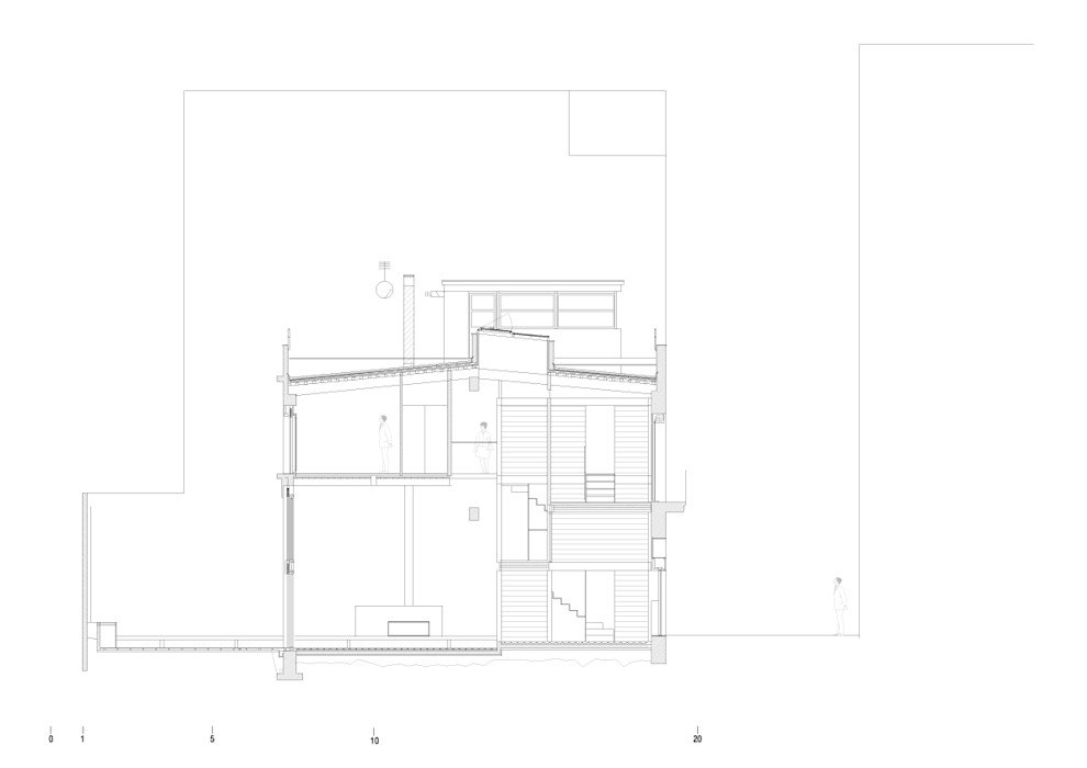 'Rehbailitacion edificio en Gracia' lluiscorbellajordi Casas de estilo moderno