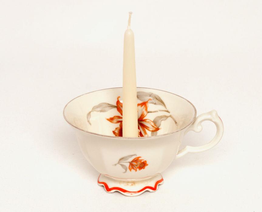 Lieselotte Dining roomAccessories & decoration Porcelain Orange