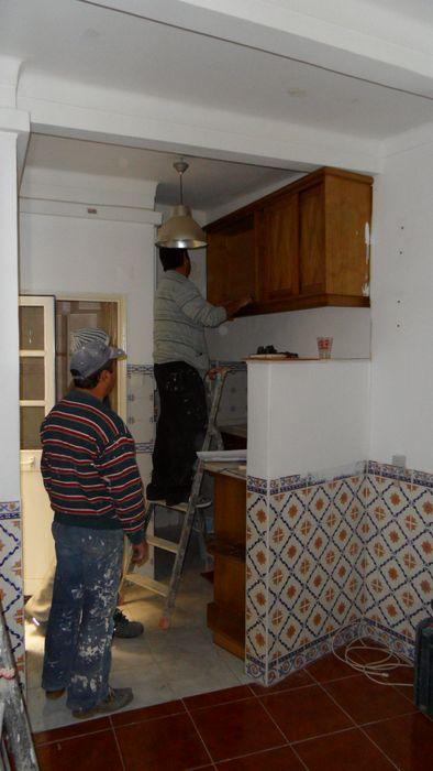Cozinha: Antes atelier B-L