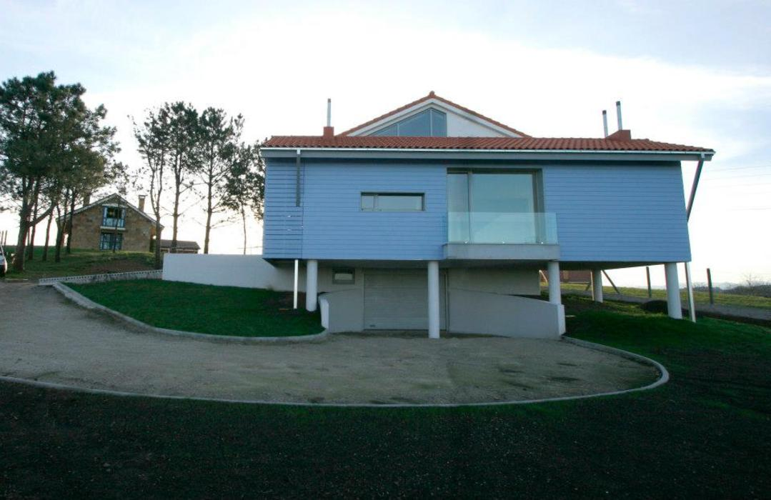 Bocetto Interiorismo y Construcción Modern houses