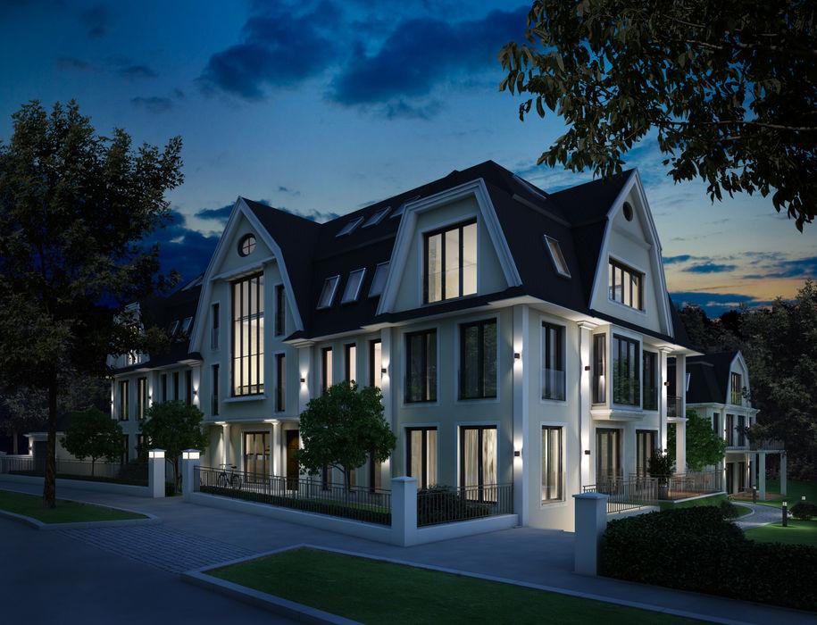 Wohnhaus in München winhard 3D Klassische Häuser