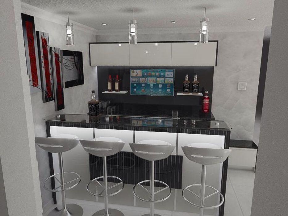 Diseño de apartamento privado Sixty9 3D Design