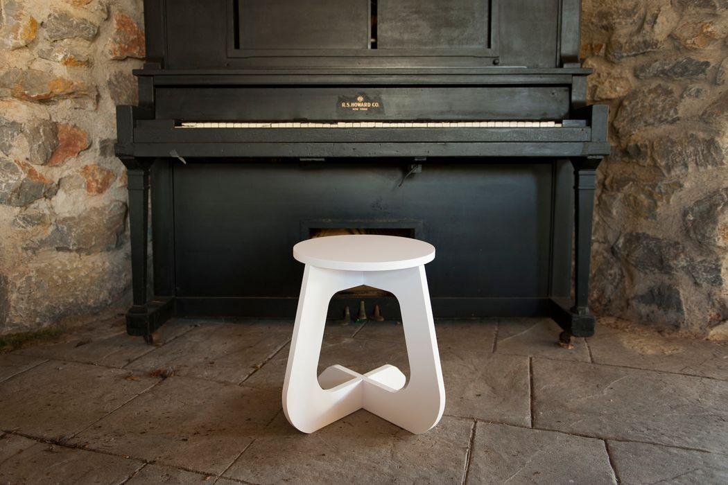 TABUHOME Multimedia roomFurniture Wood White