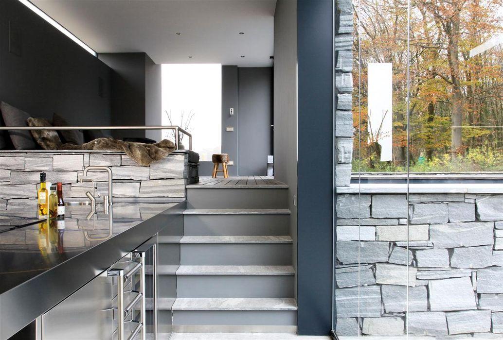 Arend Groenewegen Architect BNA Cucina moderna