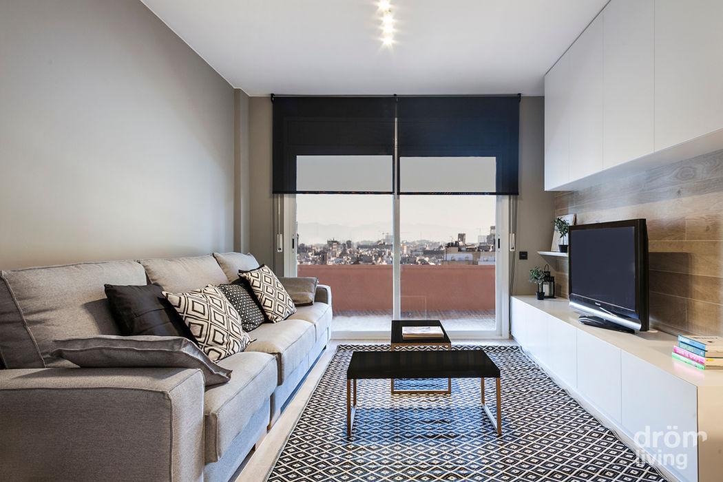 Dröm Living Phòng khách phong cách kinh điển