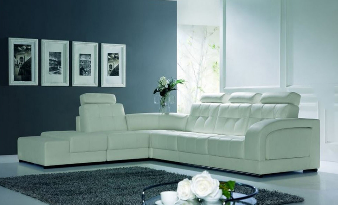 Intense mobiliário e interiores SalonCanapés & Fauteuils Blanc