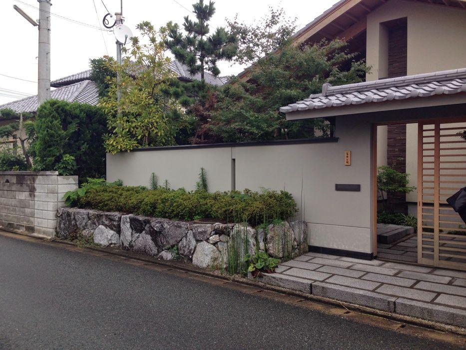 庭in新宮 庭園空間ラボ teienkuukan Labo アジア風 庭